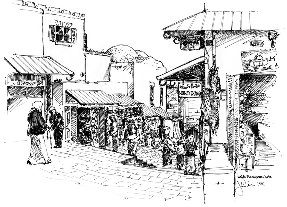 DamascusGate_Jerusalem