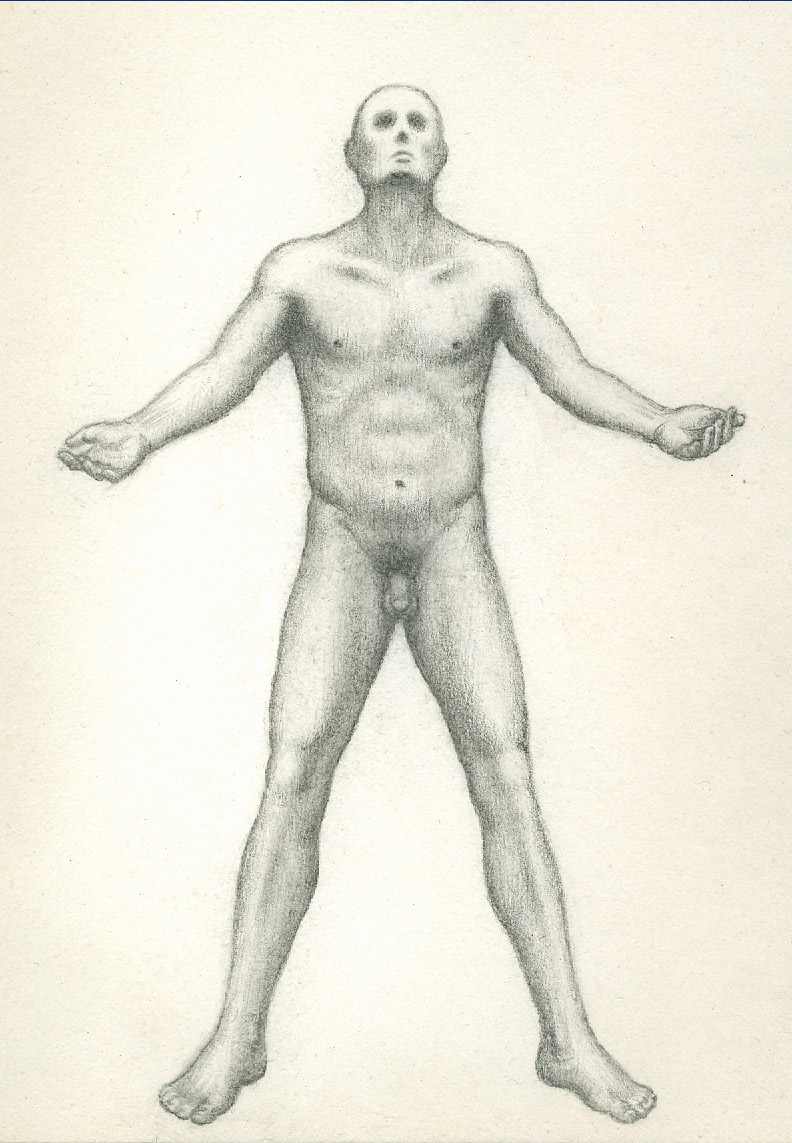 Jeffrey-Wiener_man-pencil-1979