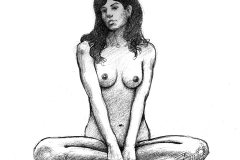 Jeffrey-Wiener_Seated-Nude-crossleg