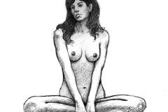 Jeffrey-Wiener_Seated-Nude-crossleg