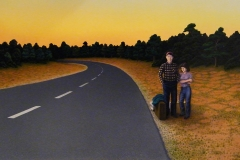 Jeffrey-Wiener_The-Couple-On-Side-of-Road