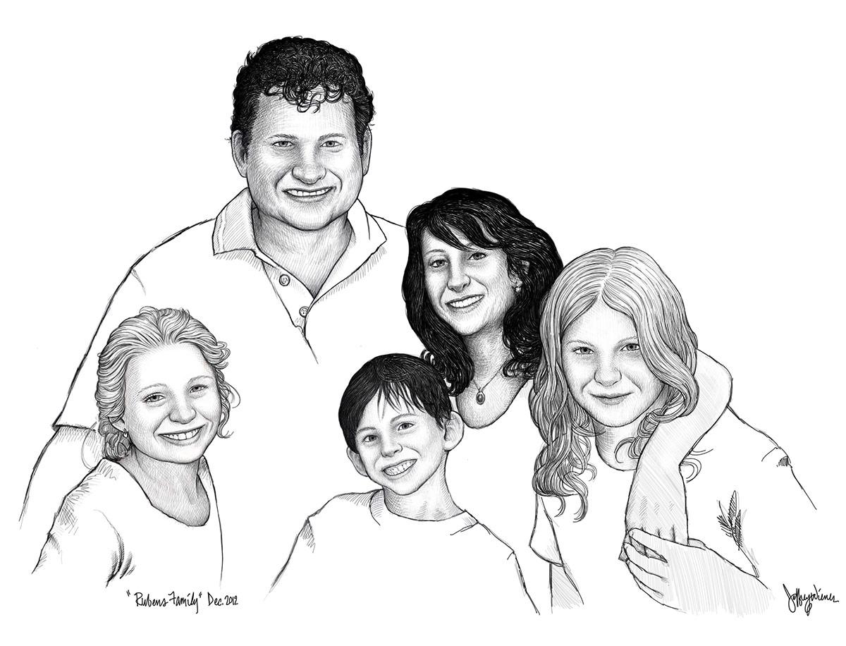 Jeffrey-Wiener_Rubens_FamilyPortrait
