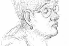 Jeffrey-Wiener_Older-Woman_Subway
