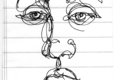 Sketch_Portrait_Notepaper