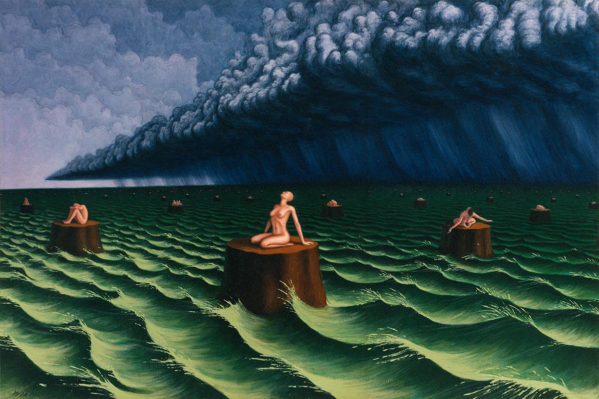 The Storm, Jeffrey Wiener, 1993