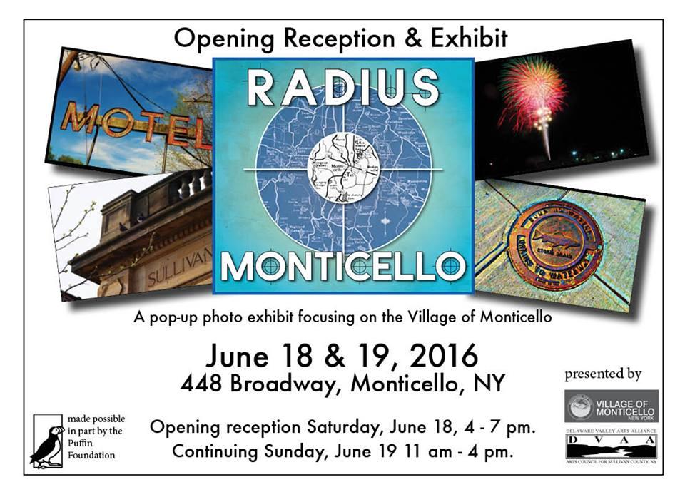 Radius-Monticello
